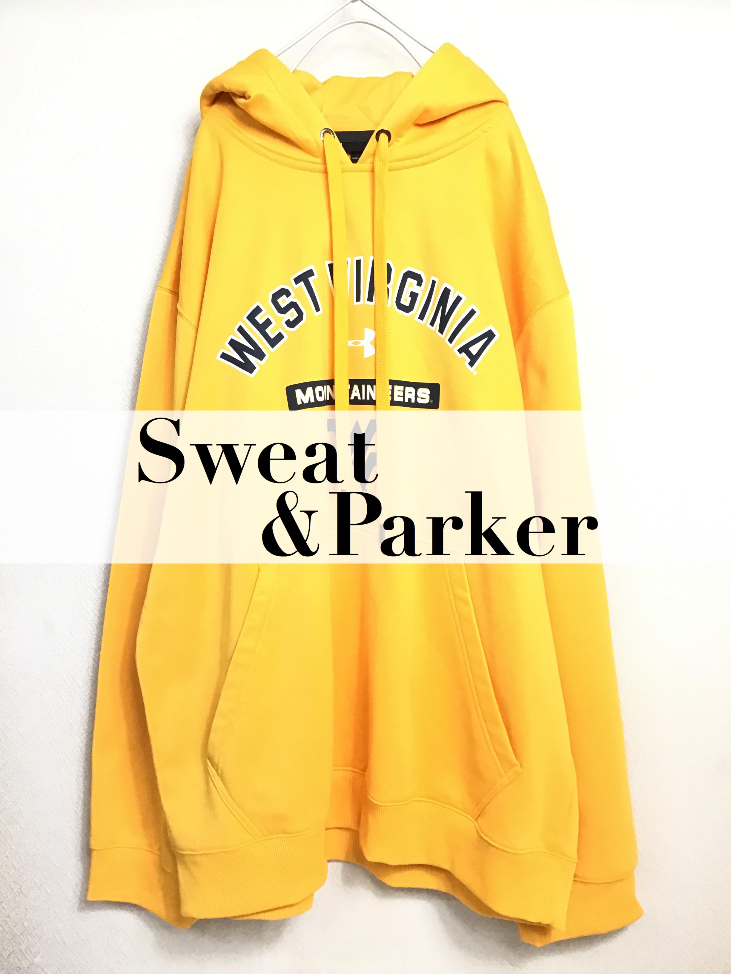 パーカー&スウェット